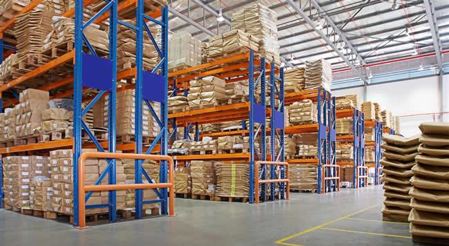 warehouse-dist center